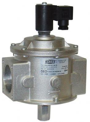 Купить Нормально закрытый клапан M16/RM N.C. MADAS P. max = 500 мбар DN 20*