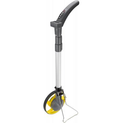 Купить Дальномер Topex мерный дорожное колесо с ЖК-дисплеем (Курвиметр) (31C800)