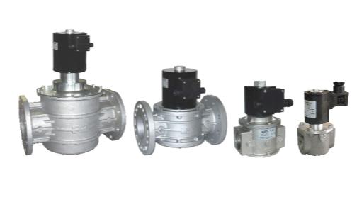 Купить Электромагнитный клапан MADAS EVC-1, DN 65