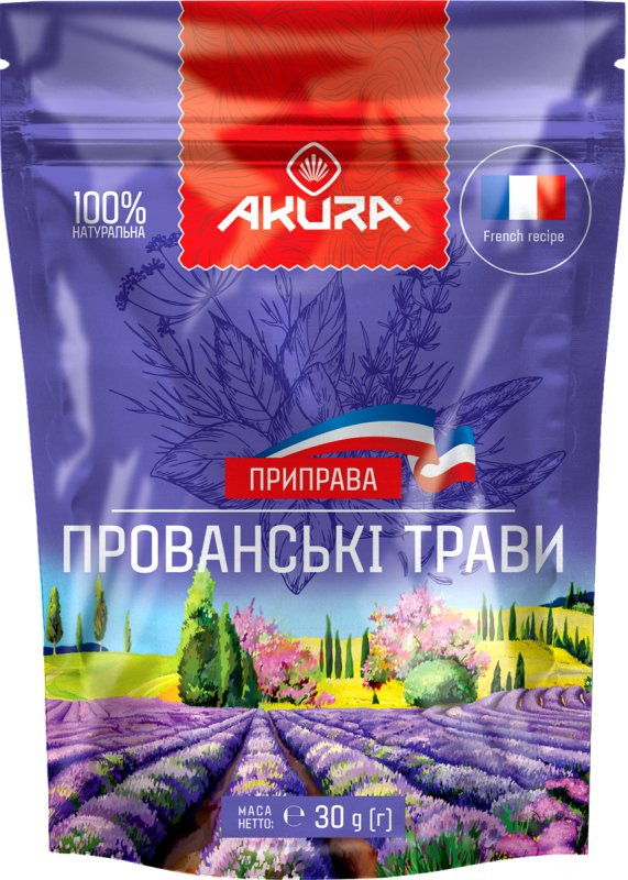 Купить Прованские травы ТМ АКУРА