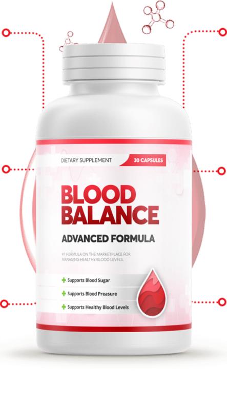 Капсулы для здоровья Blood Balance (Блуд Баланс)