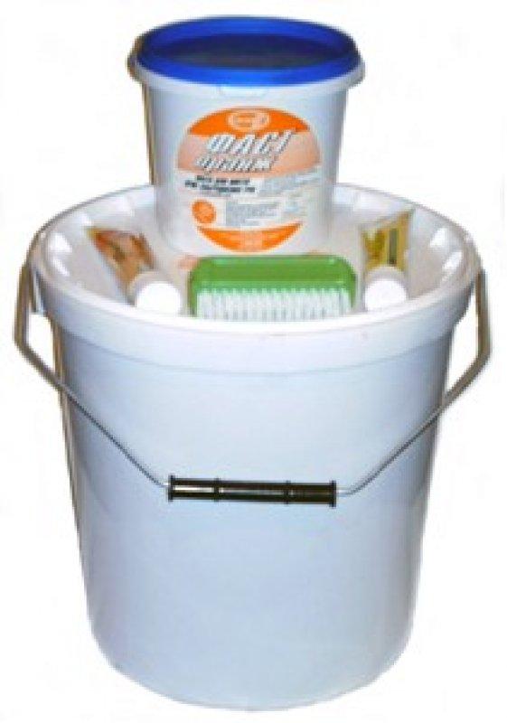 Паста  для мытья сильно загрязнённых рук «FORCH ECO» 10кг