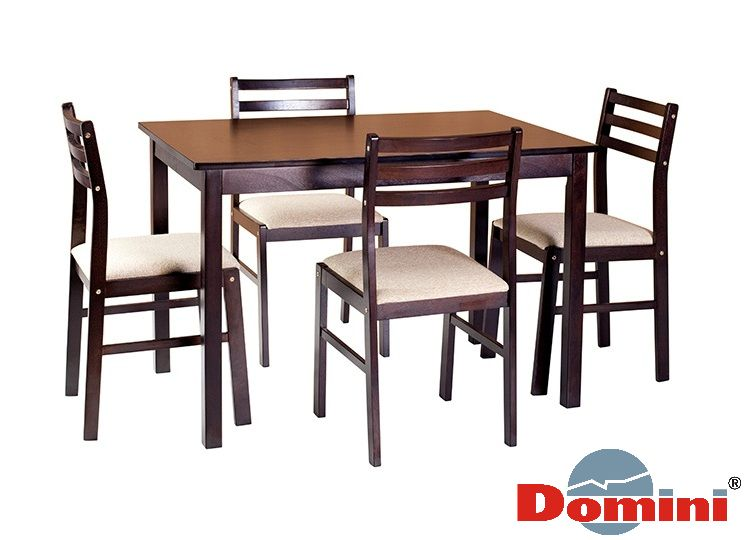 Buy Pilar's set of wenge (table +4stula)