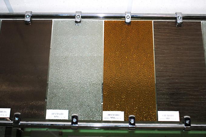 рифлёное стекло фото