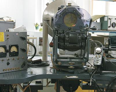 Стендовое и испытательное оборудование для авиатехники