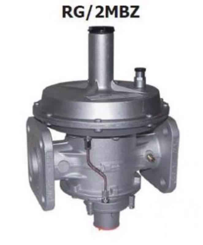 Купить Регулятор давления газа Madas RG/2MBZ фланцевое соединение