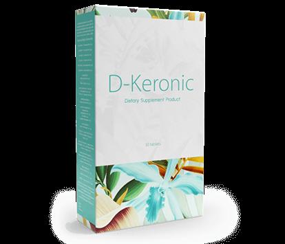 Buy D-Keronic (D-Keronic) - capsules from parasites
