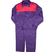 Overalls. Suits, jackets, overalls, vests.