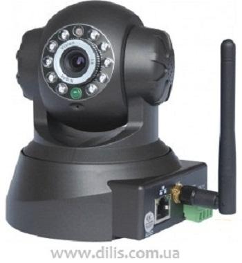 Инфракрасная беспроводная камера видеонаблюдения PK 541