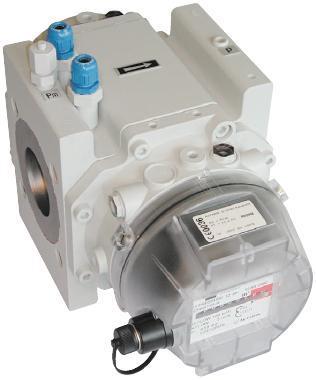 Купить Роторный счетчик газа Delta Compact G16, Ду 50