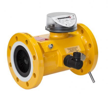 Купить Комплекс измерительный турбинный КВТ-1.01А G400, Ду 100