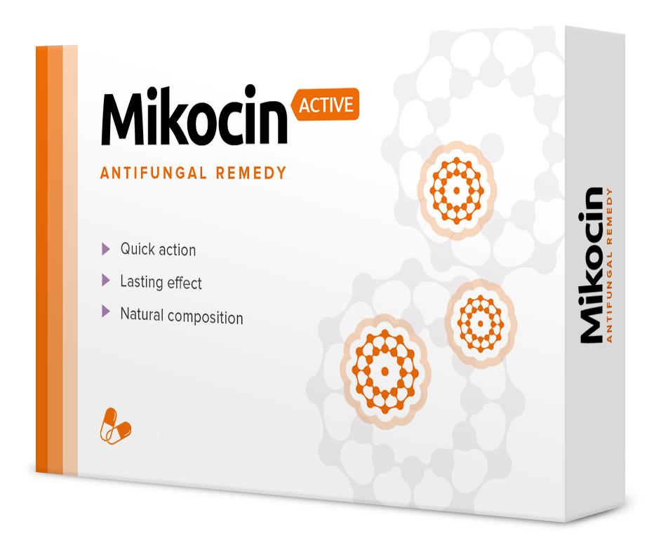 Acquistare Mikocin (Mikotsin) - capsule da un fungo