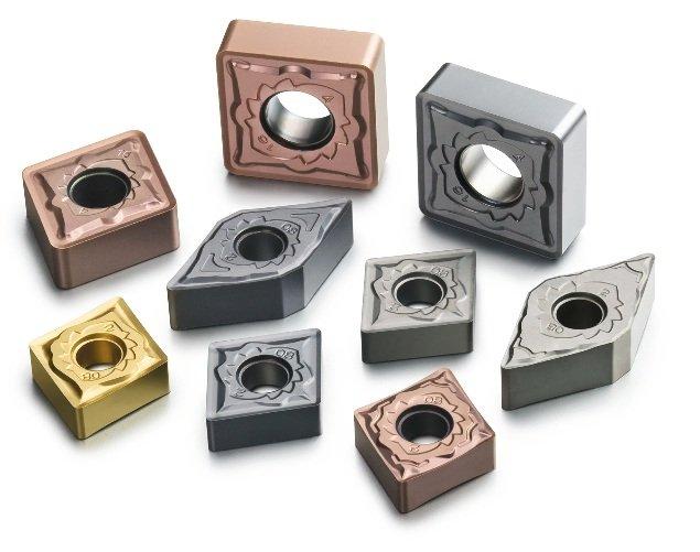Пластины твердосплавные сменные  Sandvik coromant,  Seco tools, Pramet