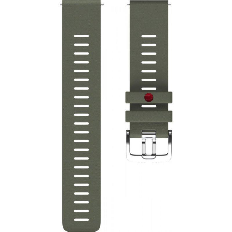 Купить Ремешок для часов Polar Grit X, Vantage M Green M/L (зеленый)