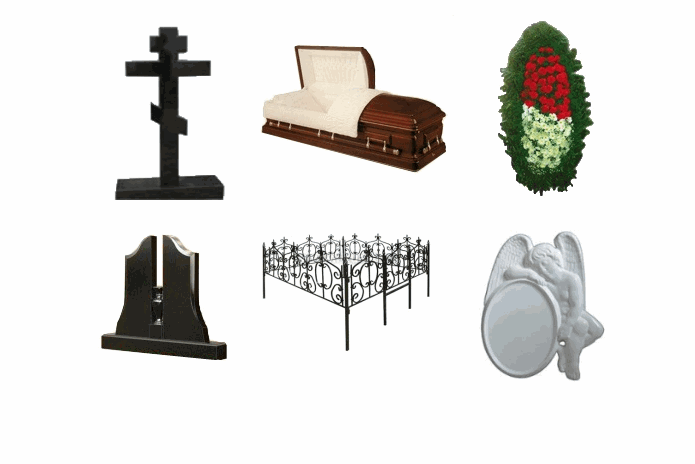 Buy Ritual production: Crosses, Coffins, Wreaths, Monuments, Ogradki, Photoceramics, ritual products, ritual goods, funeral services to order, reasonable price, Chernivtsi, area.