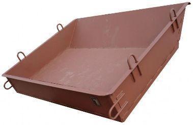 Купить Ящик для раствора и бетона Лапоть