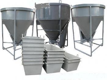 Купить Бадьи для бетона производство