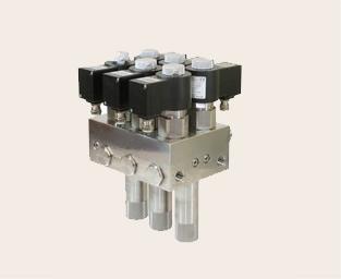 Клапан CNG для газозаправочных станций