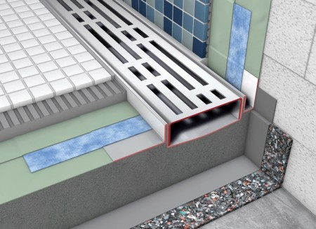 Душевой канал АСО ShowerDrain C-line