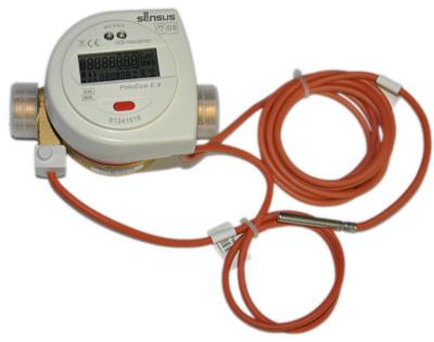 Купить Счетчик тепловой энергии PolluCom EX 20-2,5M-BUS+2imp
