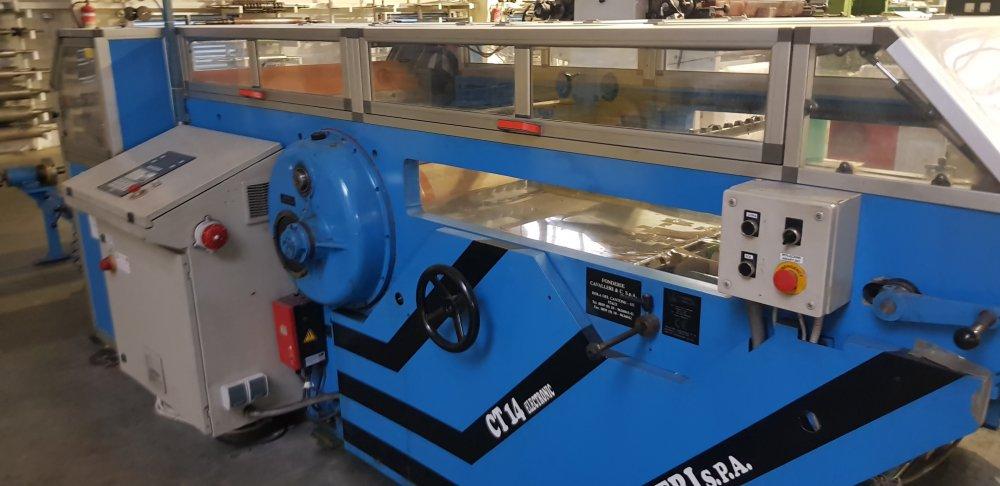 Buy Universal flotation cutter CAVALLERI CT 14