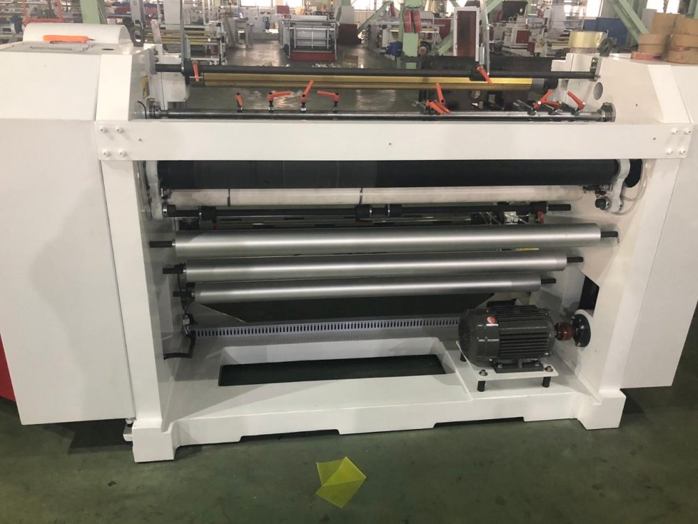 Buy CP-1300FQL Automatic Vertical Paper Cutting and Rewinding Machine