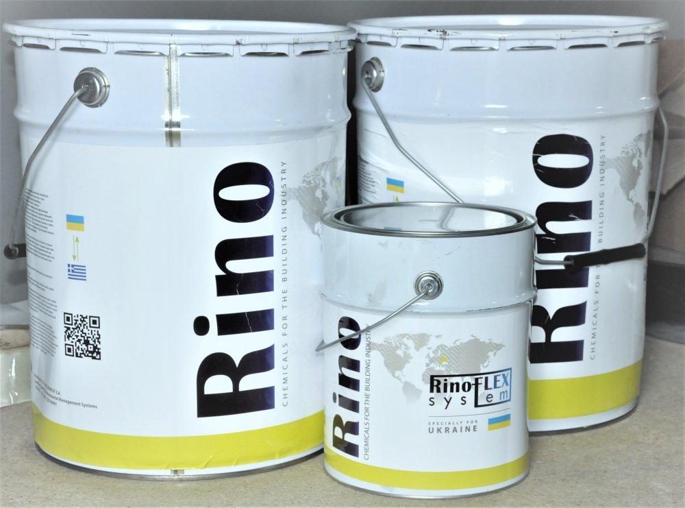 Купить Мастика RinoFlex PU Resin AAH 6 кг