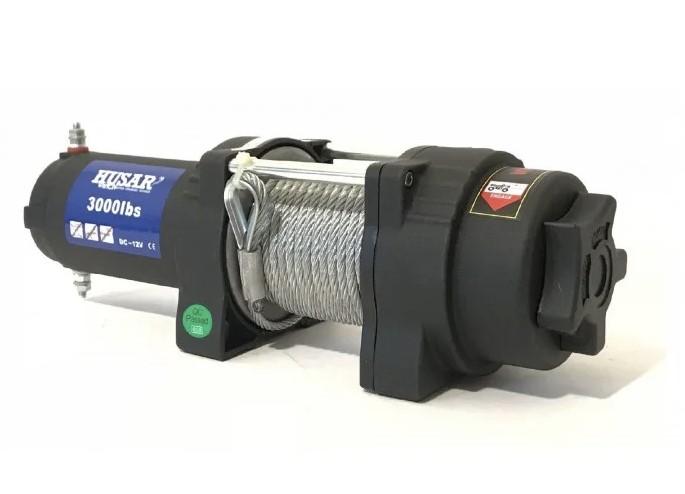 Купить Лебедка электрическая BST S 3000 LBS Husar Winch