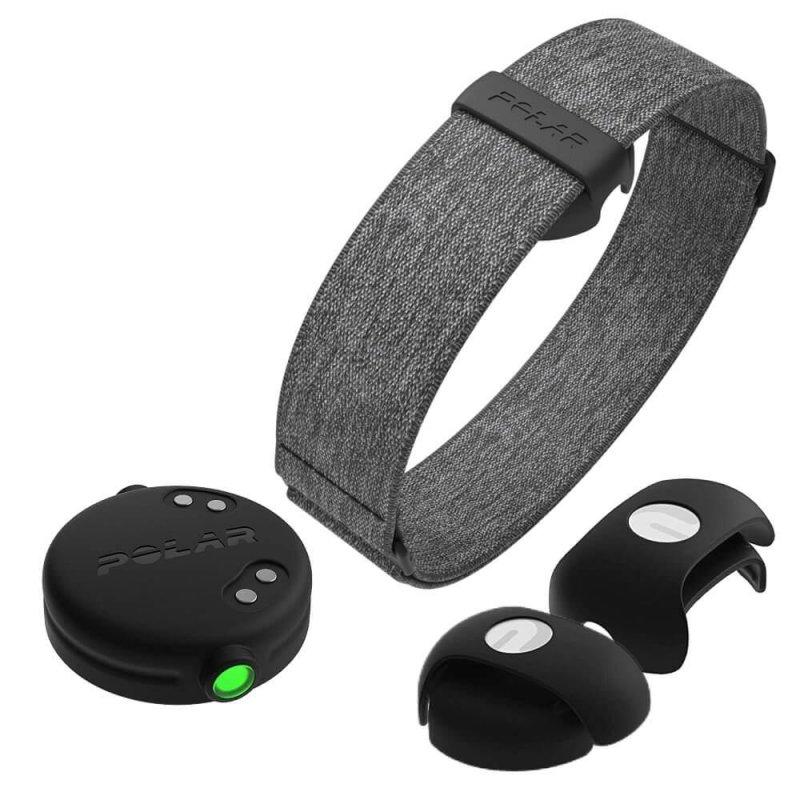 Купить Оптический датчик сердечного ритма Polar OH1+Optical HR, Grey (серый)