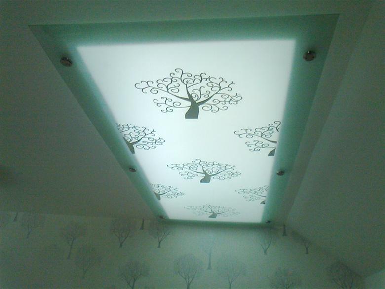 Зеркало светильник, светильник из матового стекла, Одесса