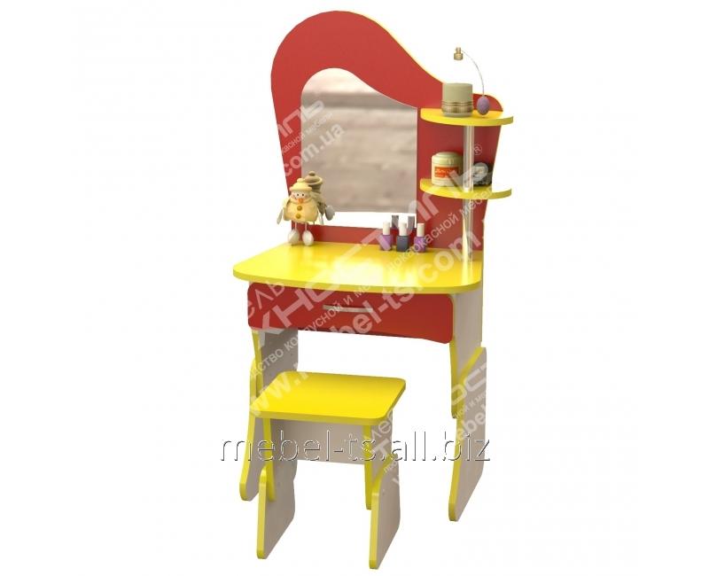 """Детский столик для игр """"Парикмахерская"""""""