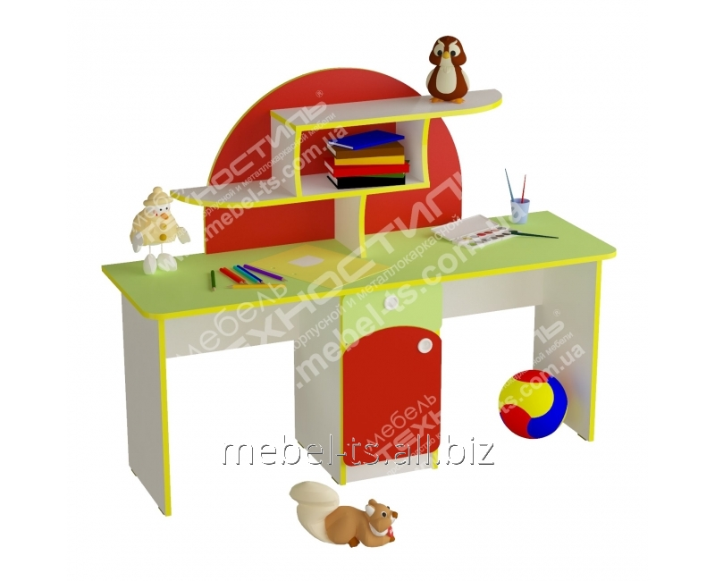 """Столик для рисования """"Радуга"""""""