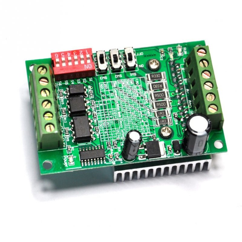 Купить Драйвер шагового двигателя 10-35В TB6560, Arduino