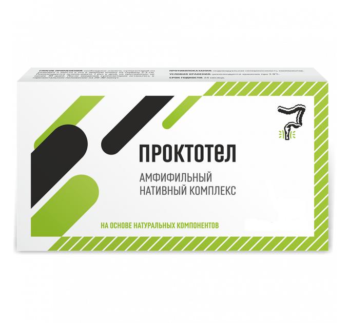 Buy Proctotel - capsules for hemorrhoids