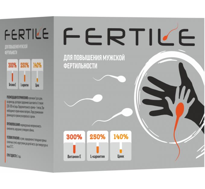Buy Fertile (Fertil) - capsules for increasing male fertility