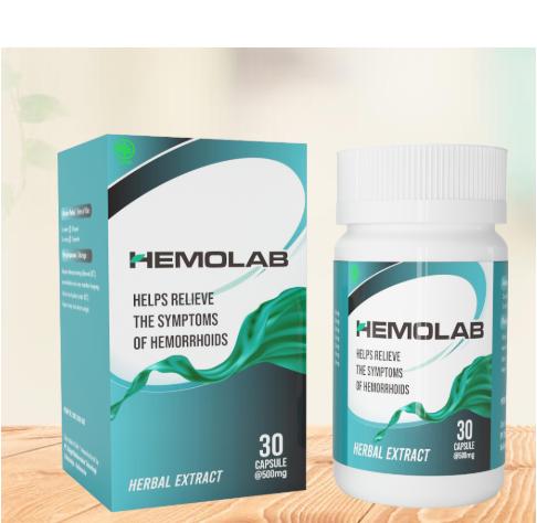 Buy Hemolab (Hemolab) - capsules from hemorrhoids