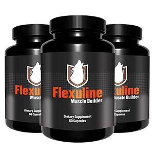 Купити Flexuline (Флексулайн) - капсули для підвищення рівня тестостерону