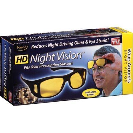 Купить Антибликовые очки для водителя HD Vision WrapArounds