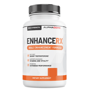 Buy EnhanceRx (EnkhansErX) - capsules to increase testosterone levels