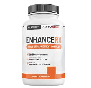 Купить EnhanceRx (ЭнхансЭрИкс)-капсулы для повышения уровня тестостерона