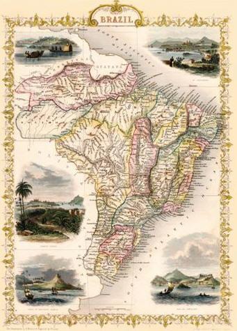 Открытки с изображением карт