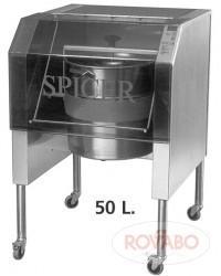 Купить Аппарат для маринования, вакуумного маринования и перемешивания SPICER 50E