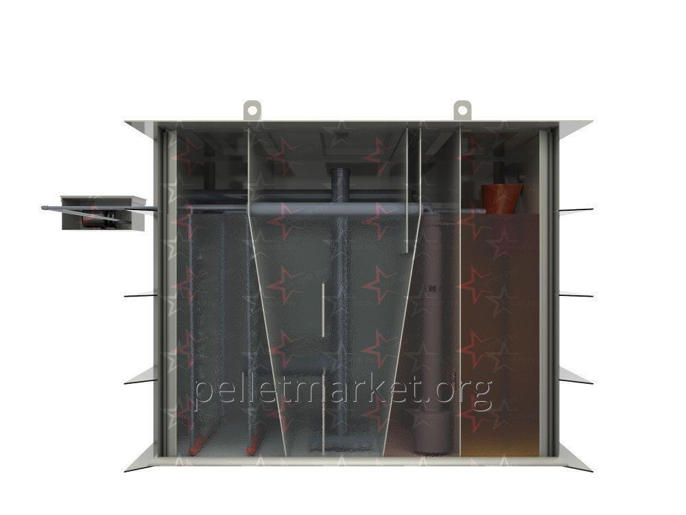Автономная канализация Favorit Pro 40MH 6000 л/сутки