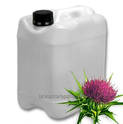 Thistle oil from 1 ton