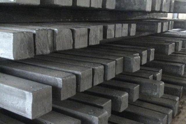 Заготовка квадратная из стали