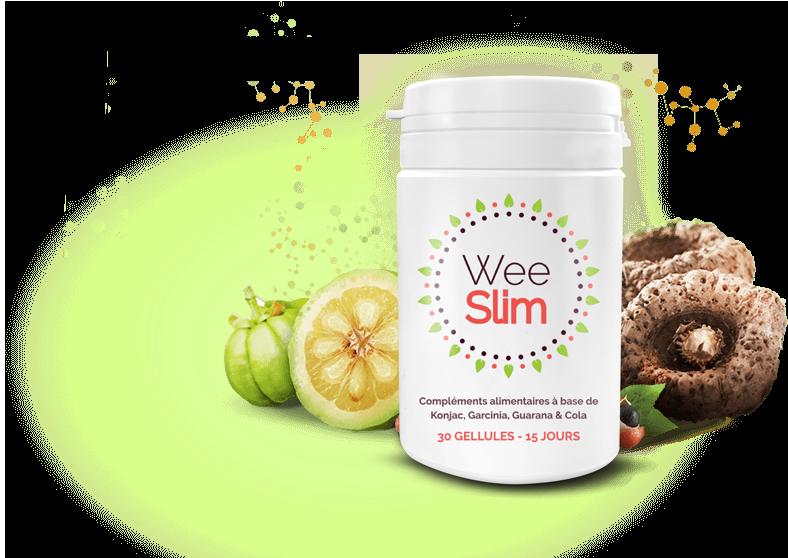 Weeslim (Вислим) - капсулы для похудения