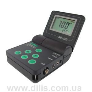 ОВП-метр / pH / Кондуктометр / Солемер / Термометр - Ezodo PCT-407