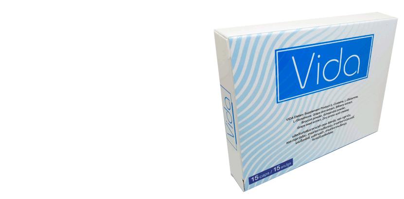 Acquistare Vida (Vida) - capsule per il ringiovanimento della pelle
