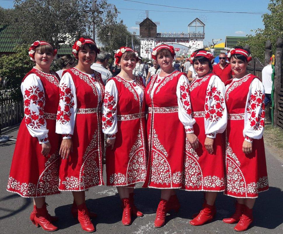 Купить Украина стилизованная костюм
