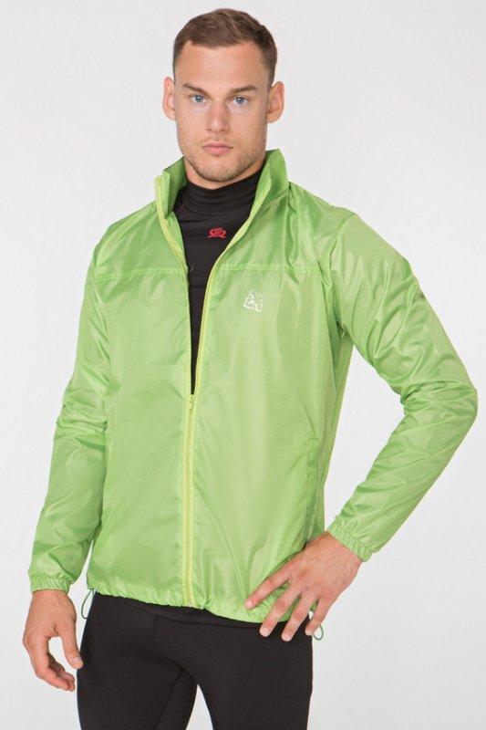 Купить Мужская ветровка-дождевик с капюшоном Radical Flurry XXL Зеленый (r0532)